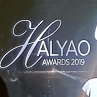 1st Bicol Business Conference Industrial Revolution 4.0.  , the Halyao Awards 2019